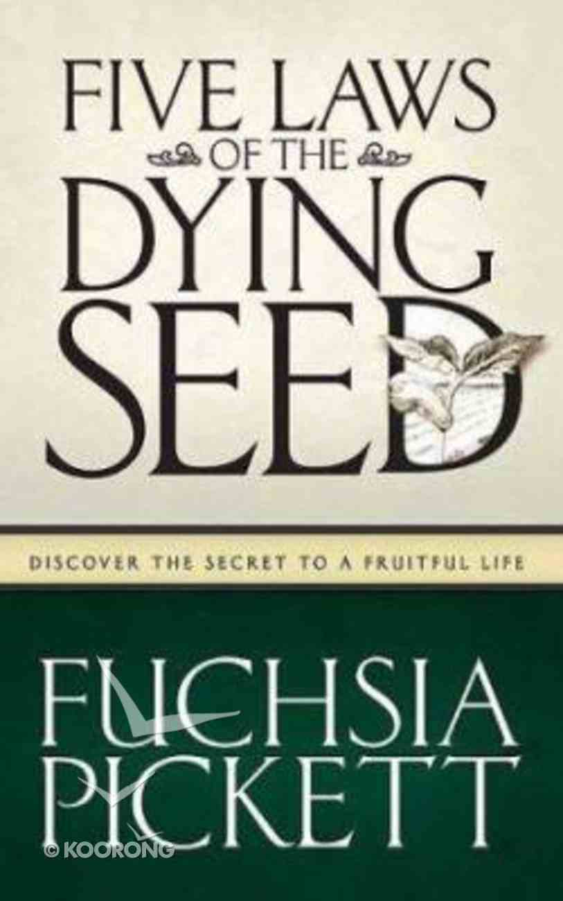 Five Laws of the Dying Seed Hardback