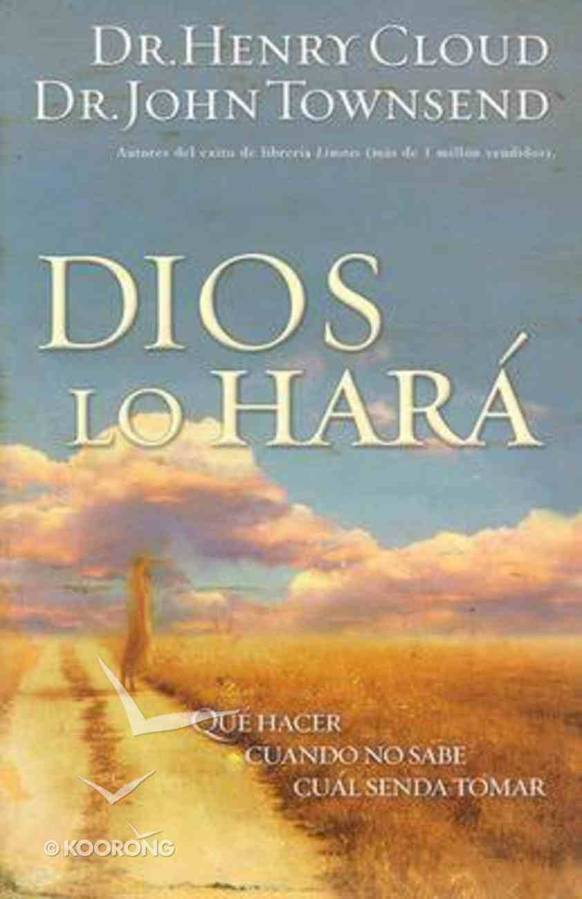 Dio Lo Hara (God Will Make A Way) Paperback