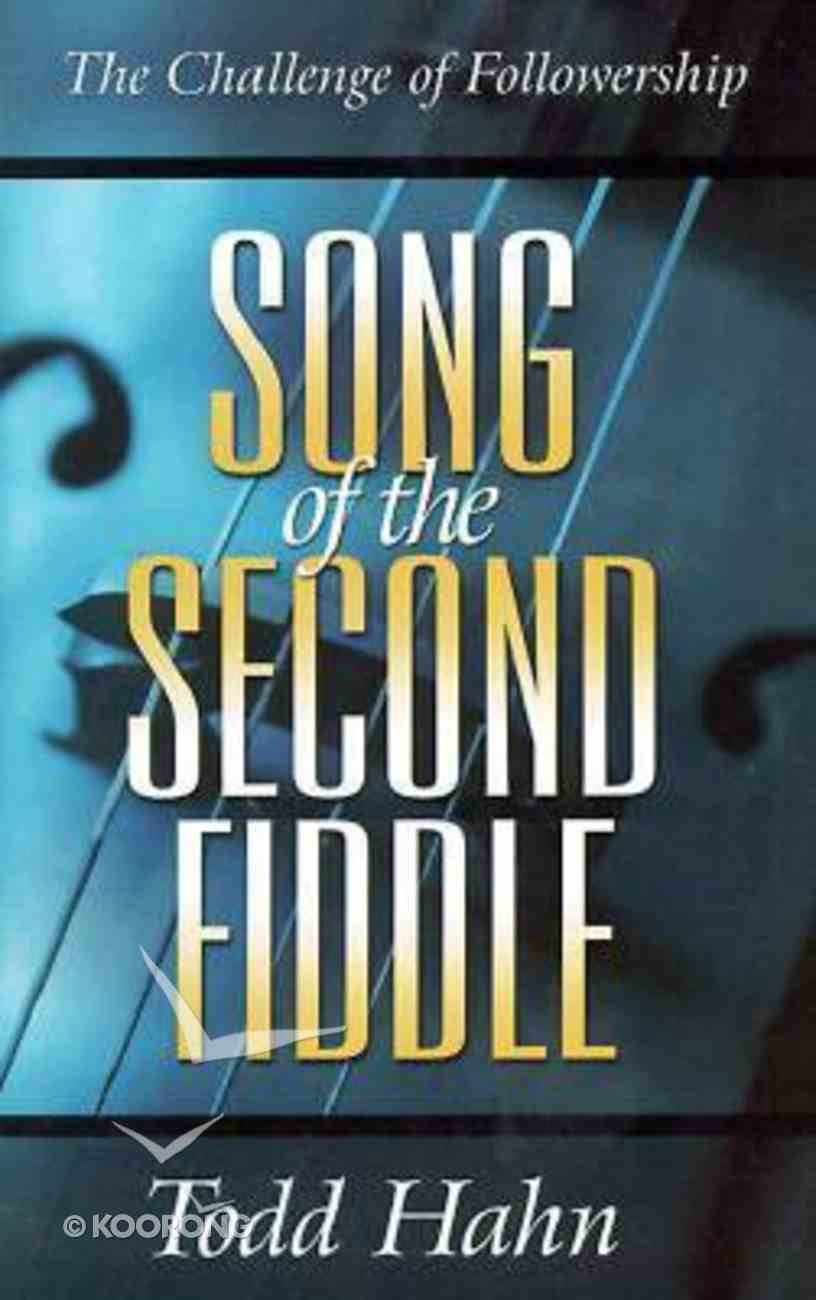 Song of the Second Fiddle Paperback