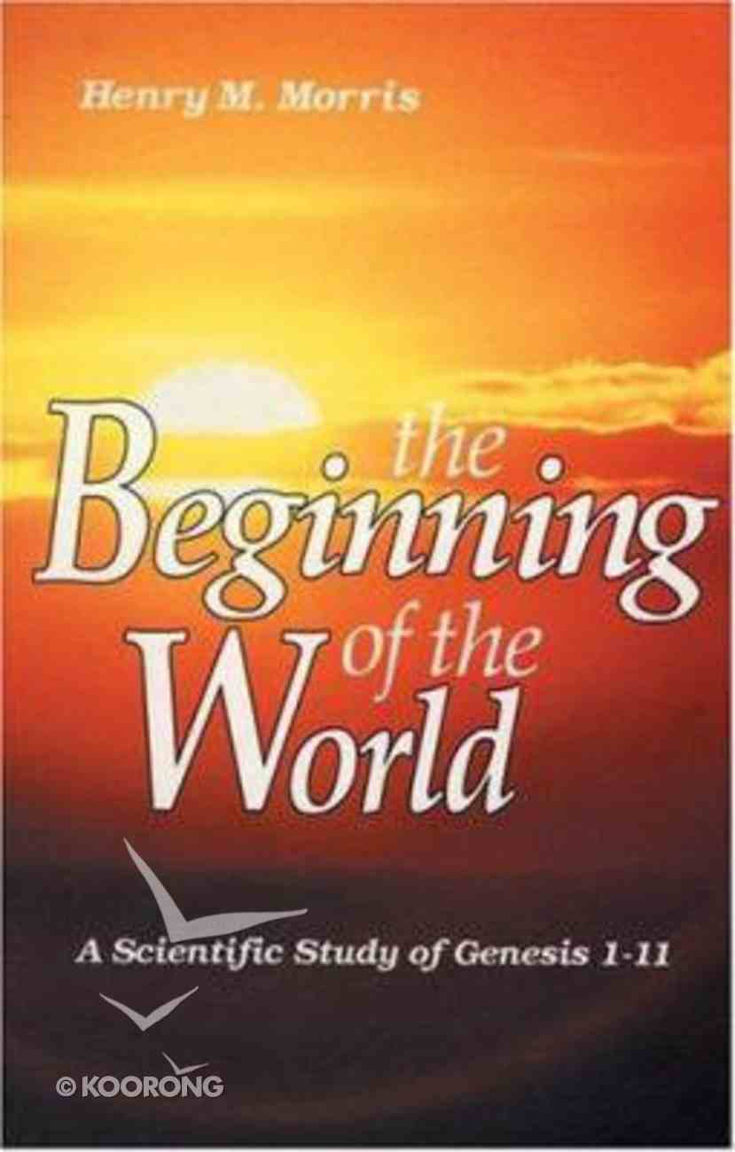 The Beginning of the World Paperback
