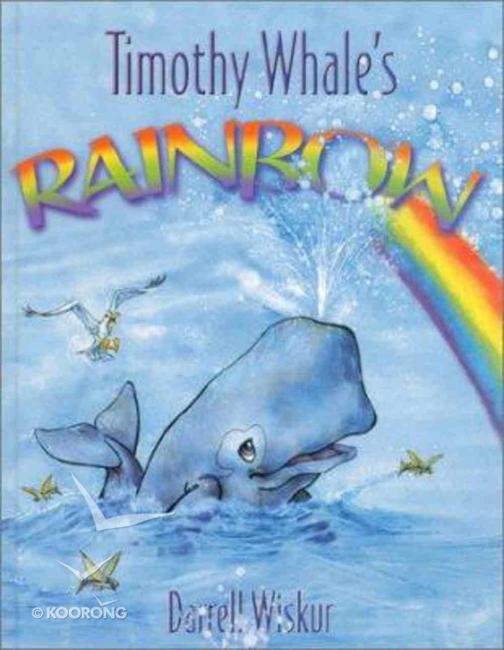 Timothy Whale's Rainbow Hardback