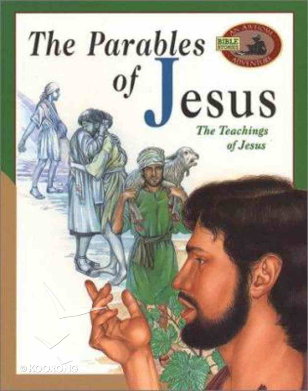 The Parables of Jesus (Awesome Adventure Bible Stories Series) Paperback