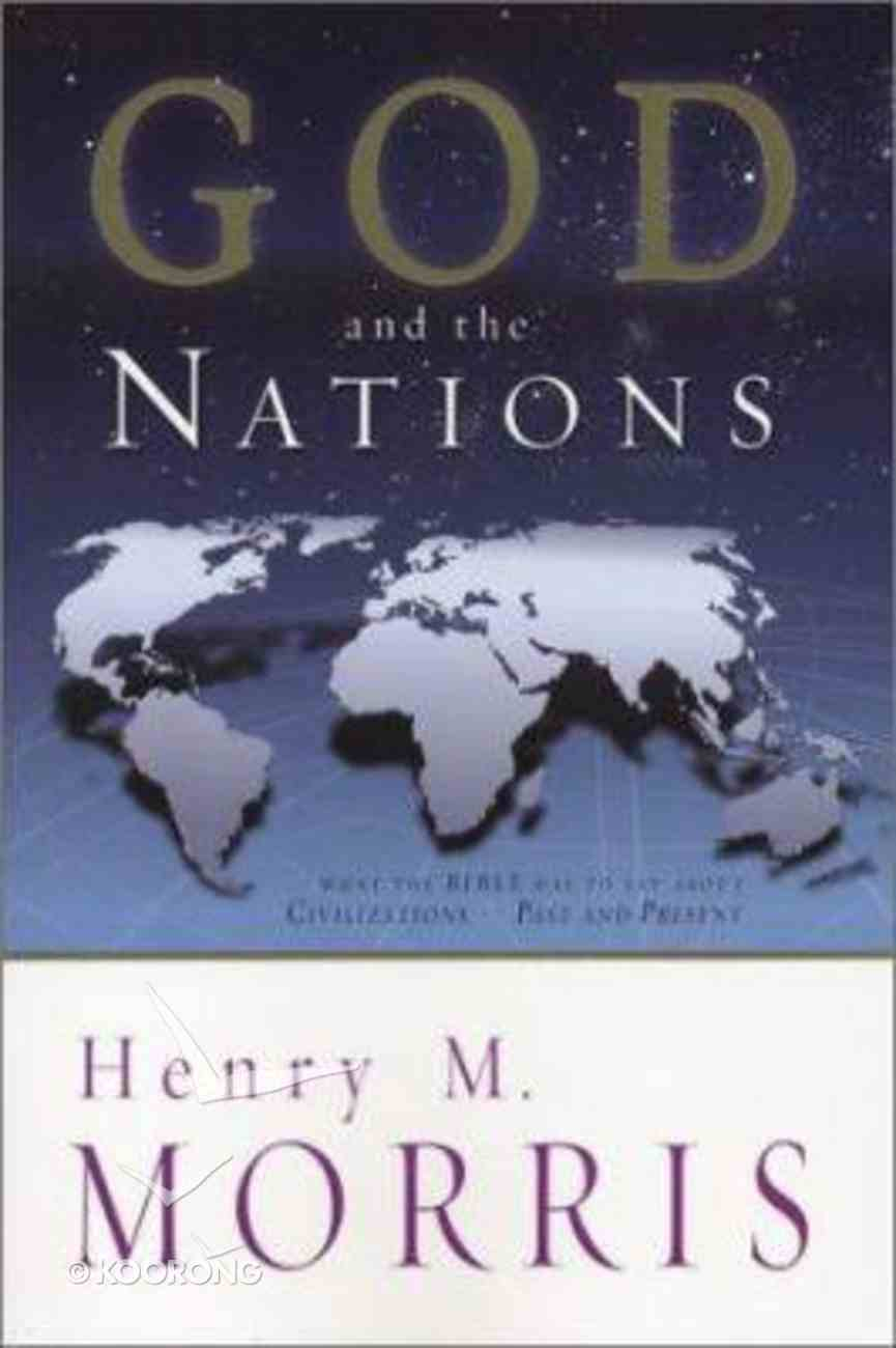 God and the Nations Paperback