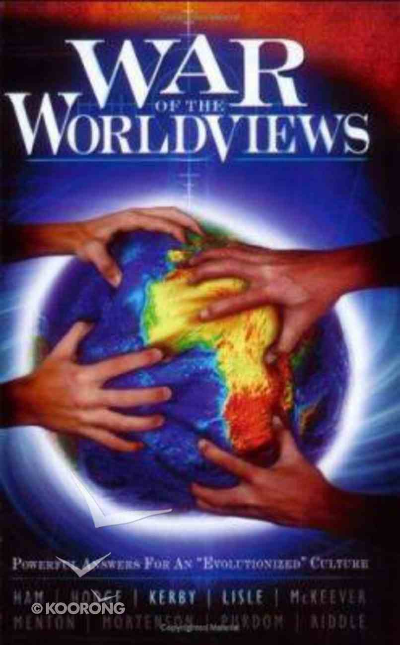 War of the Worldviews Paperback