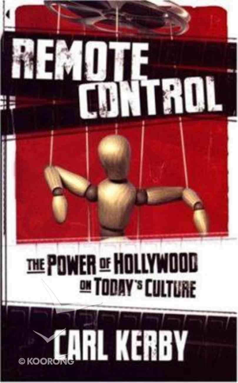 Remote Control Paperback