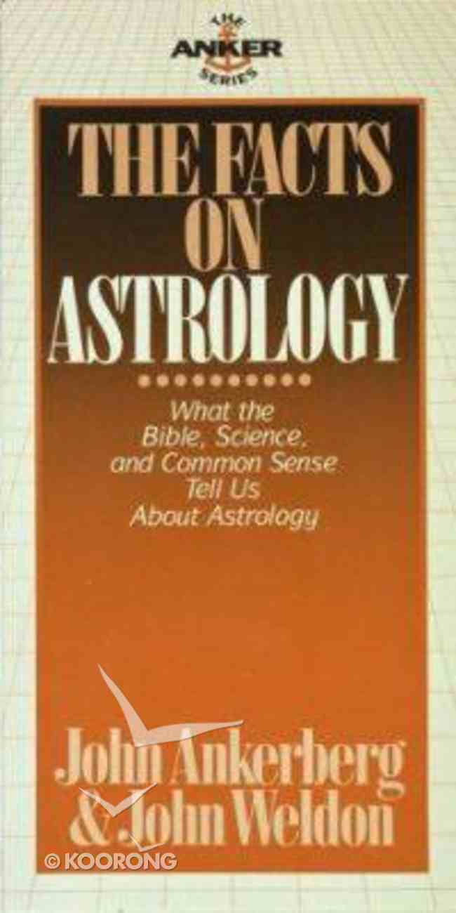 The Facts on Astrology Mass Market
