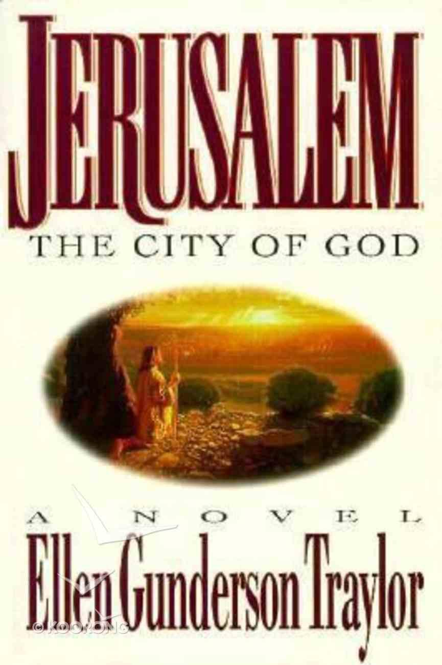 Jerusalem-The City of God Paperback