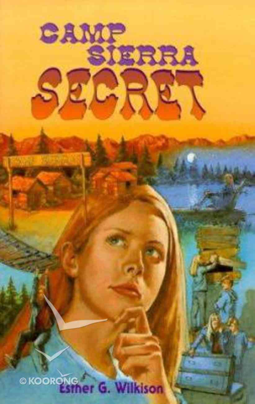 Camp Sierra Secret Paperback