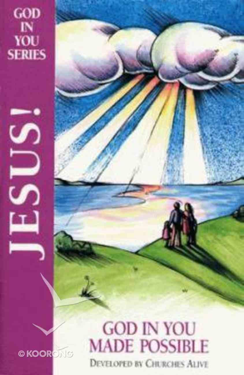 Jesus (God In You Series) Paperback
