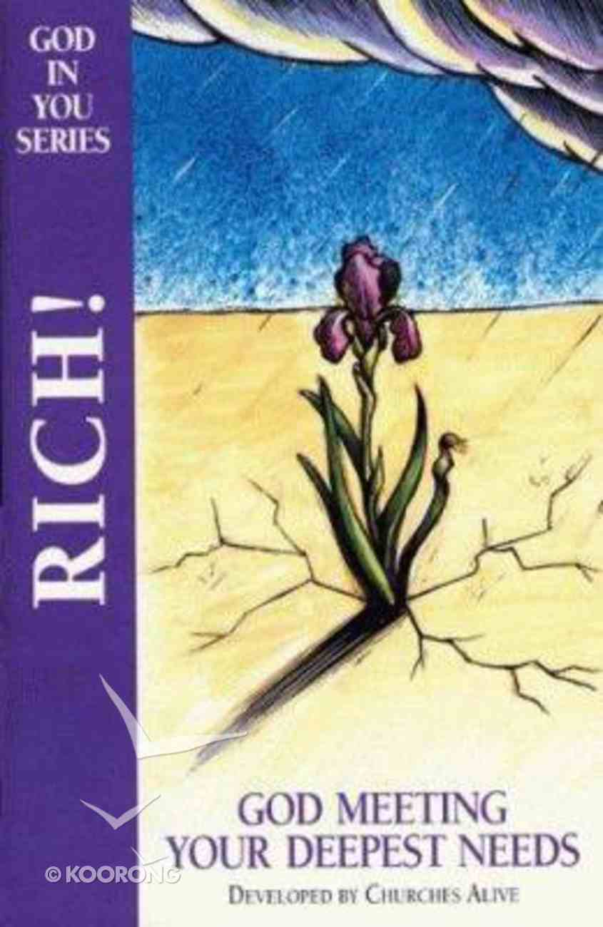 Rich (God In You Series) Paperback