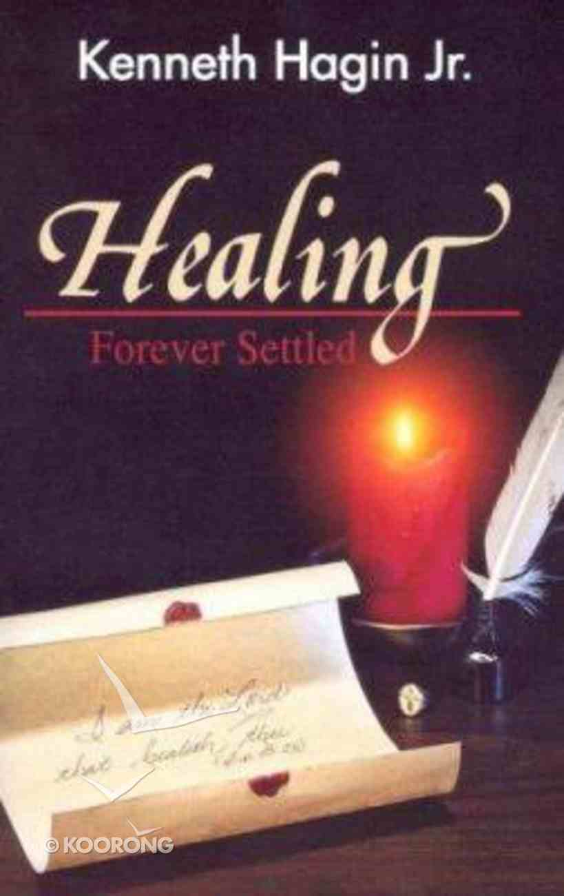 Healing Paperback