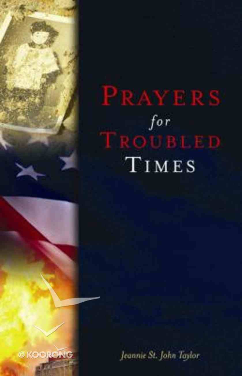 Prayers For Troubled Times Hardback