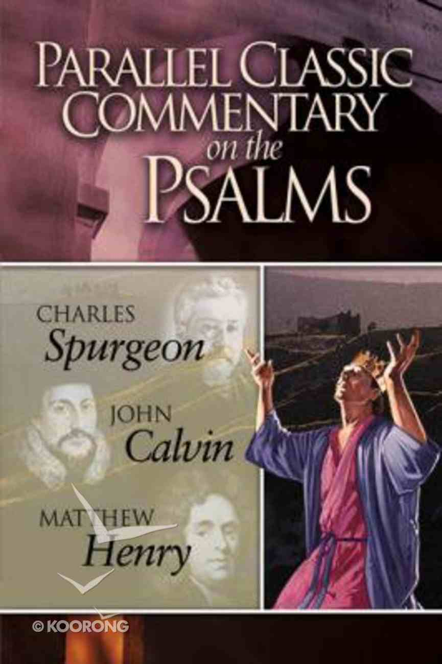 Parallel Commentary on the Psalms Hardback