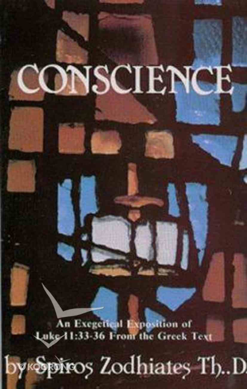 Conscience Paperback