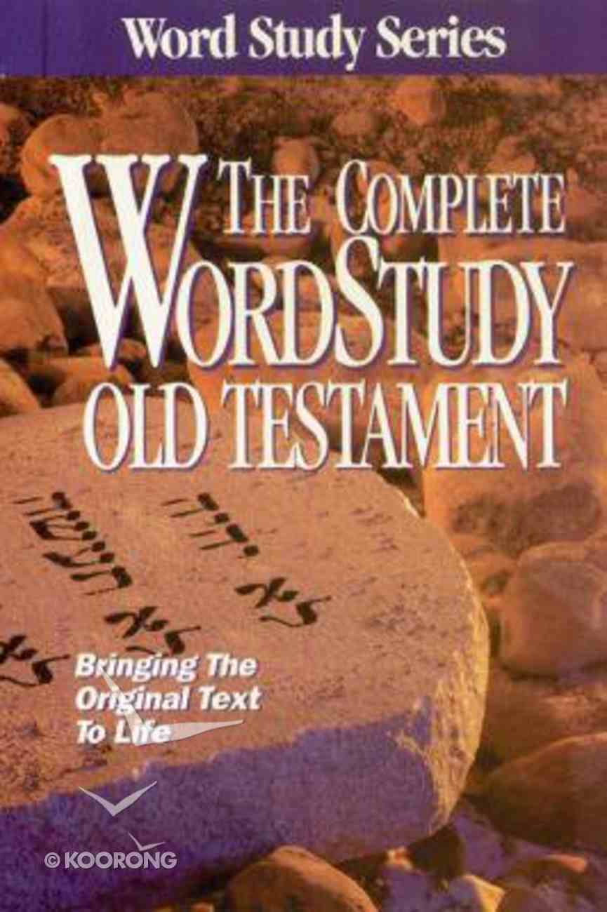 The Complete Word Study Old Testament Hardback