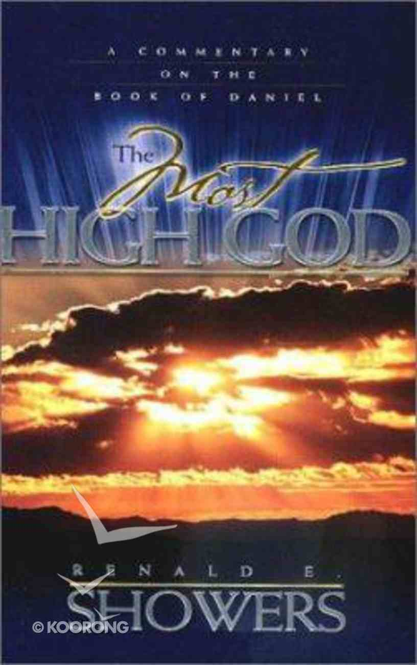 The Most High God Paperback