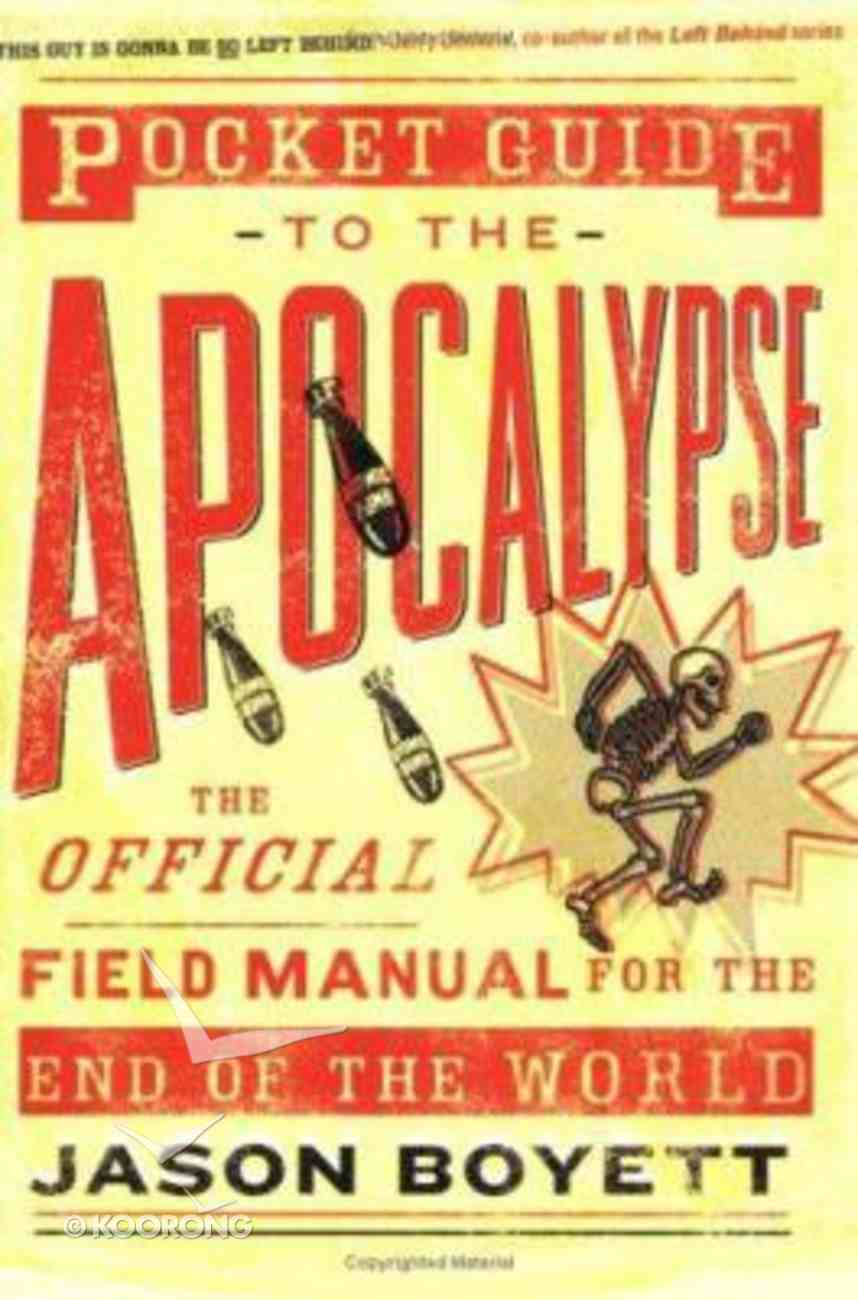 Pocket Guide to the Apocalypse Paperback