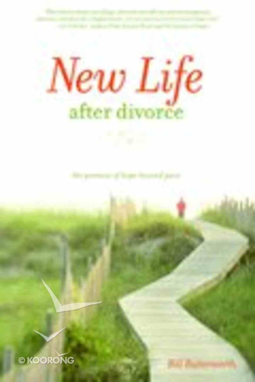 New Life After Divorce Paperback