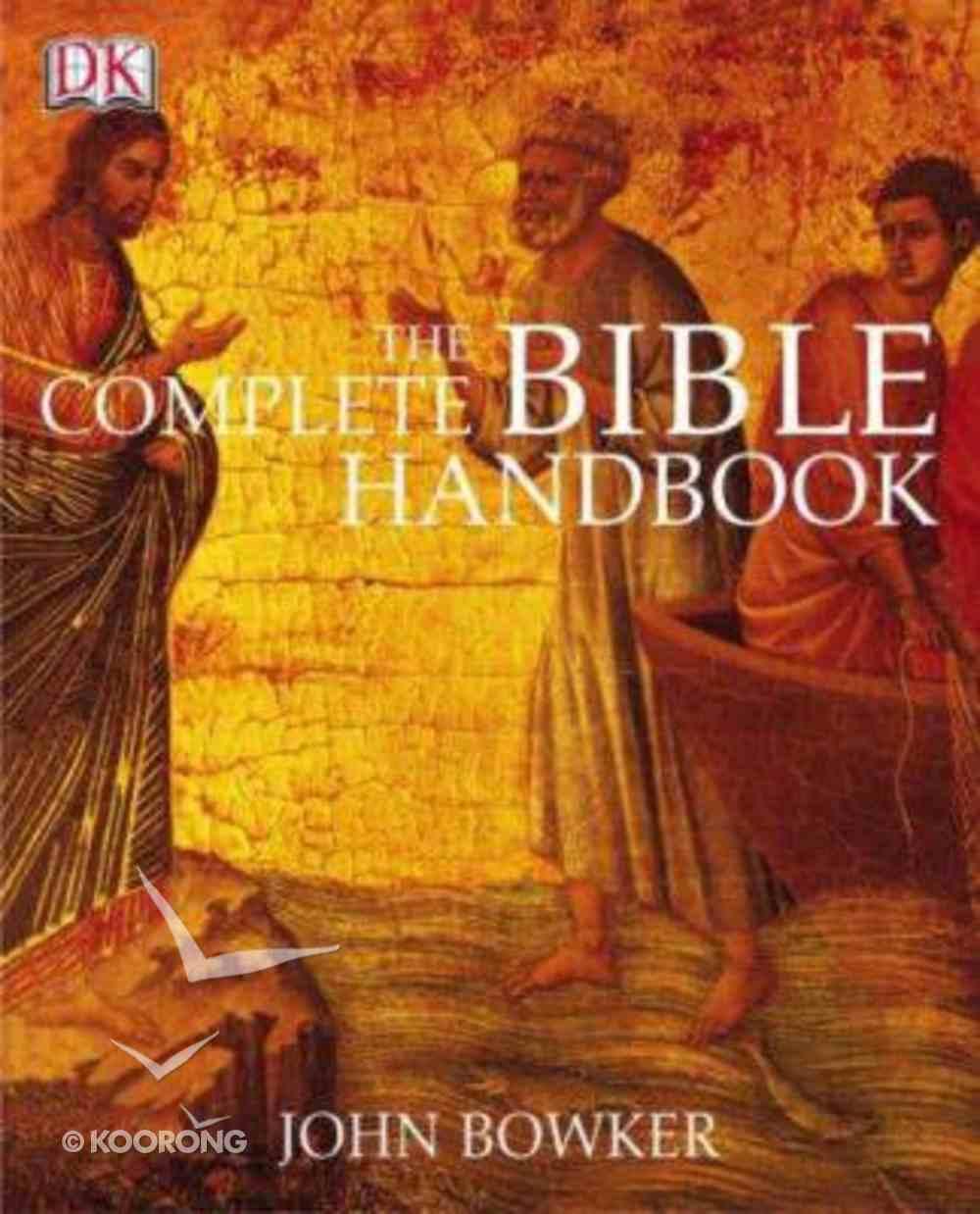Dk Complete Bible Handbook Paperback
