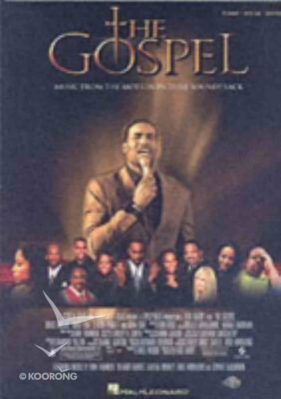 The Gospel: Music From the Motion Picture Soundtrack Paperback