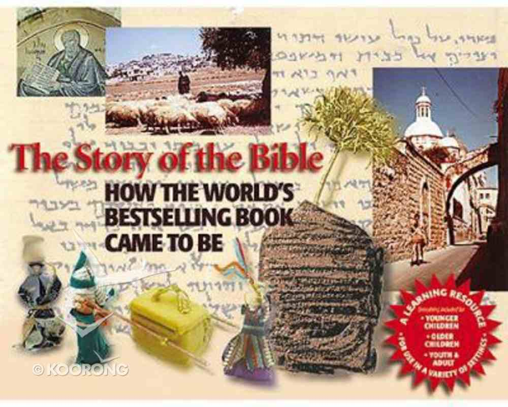 The Story of the Bible (Boxed Set) Pack