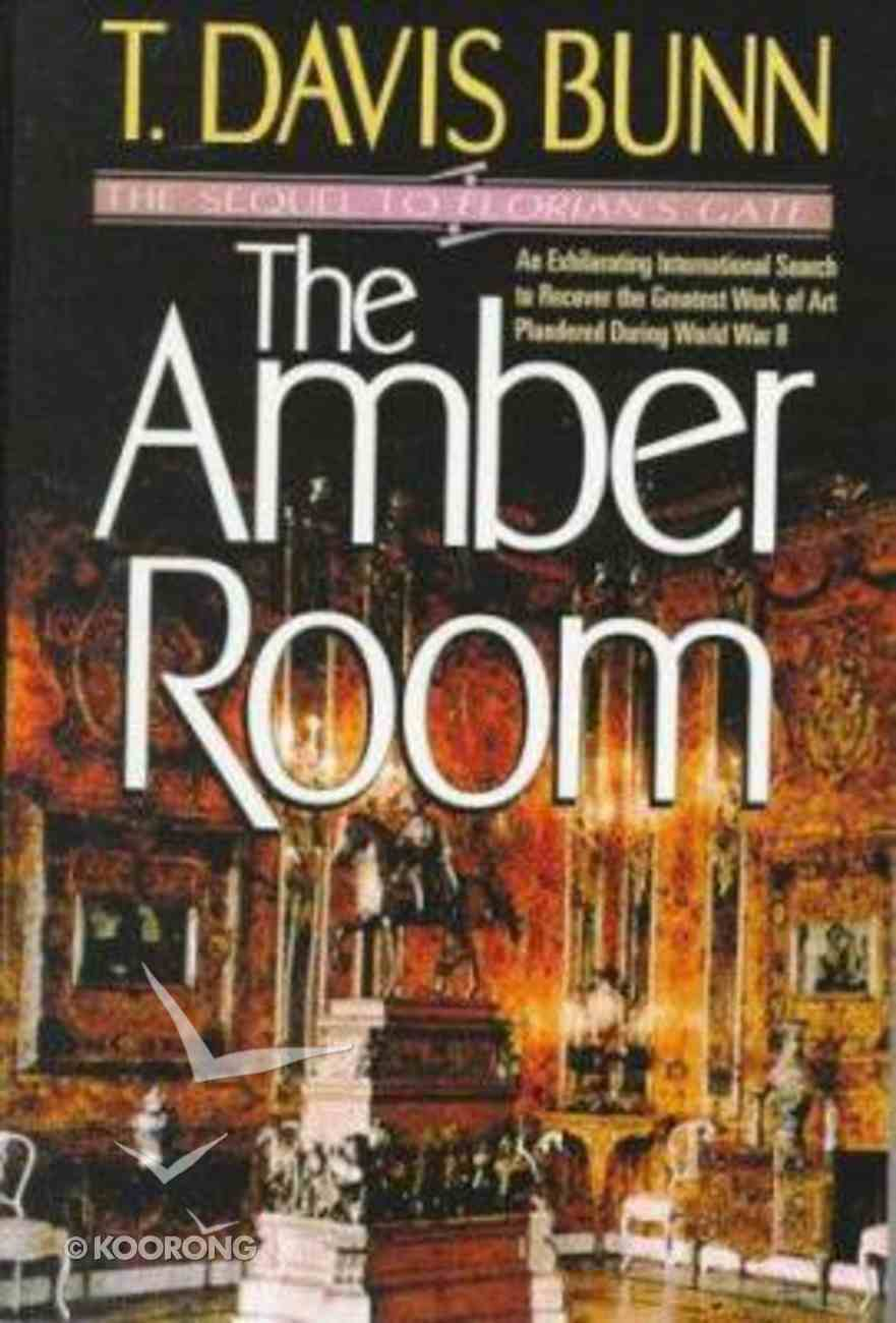 The Amber Room Paperback