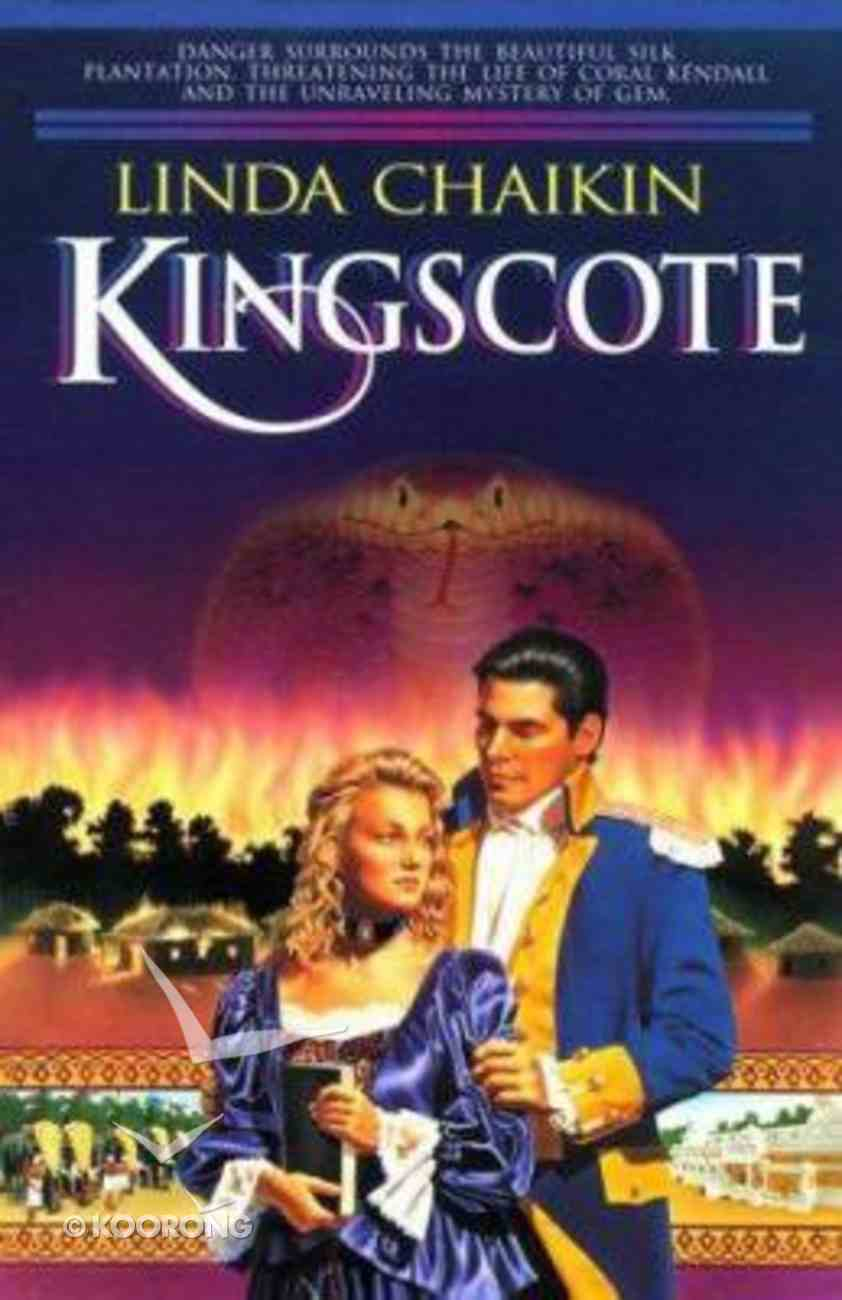 Kingscote (#03 in Heart Of India Series) Paperback