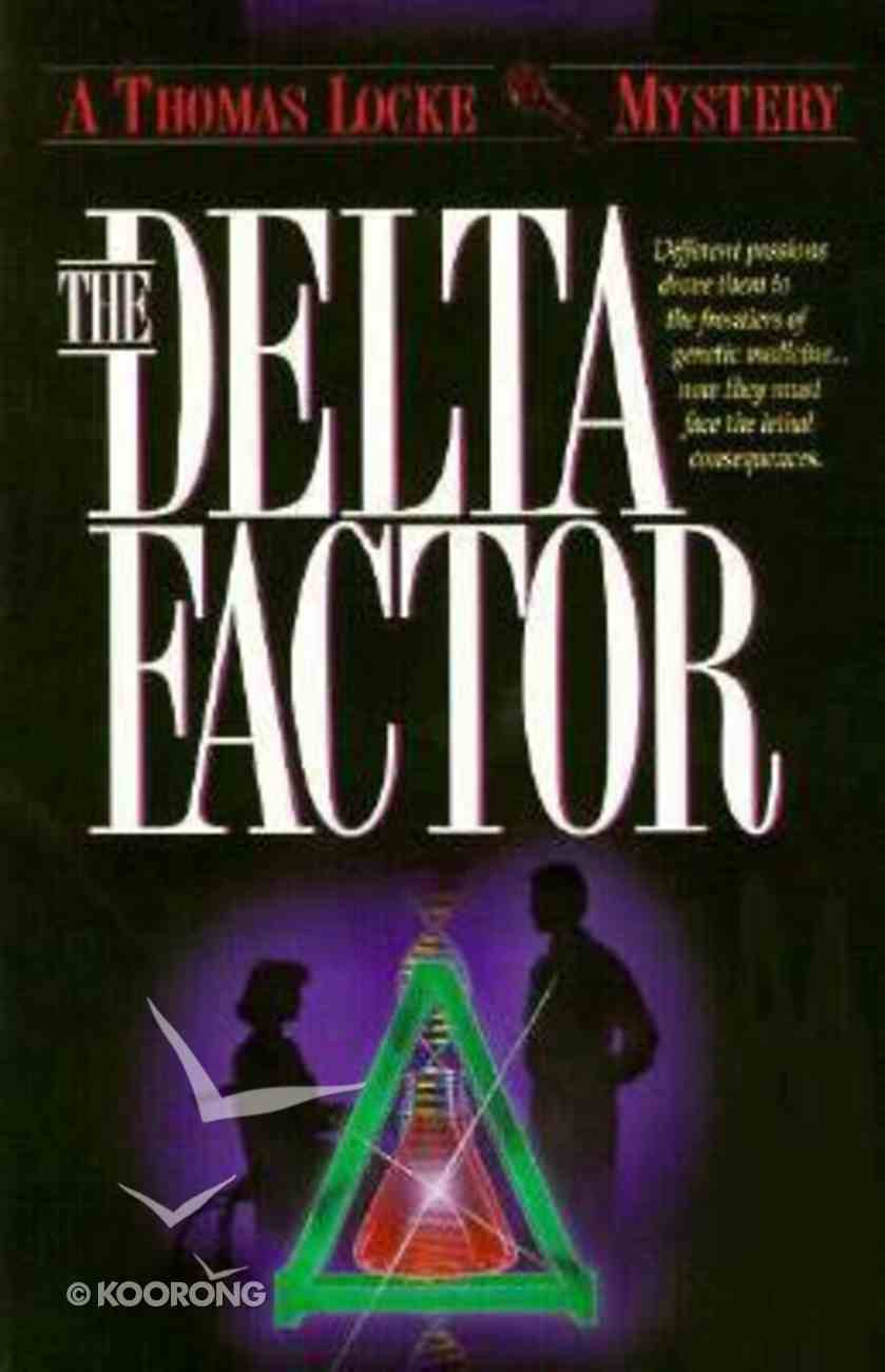 The Delta Factor Paperback