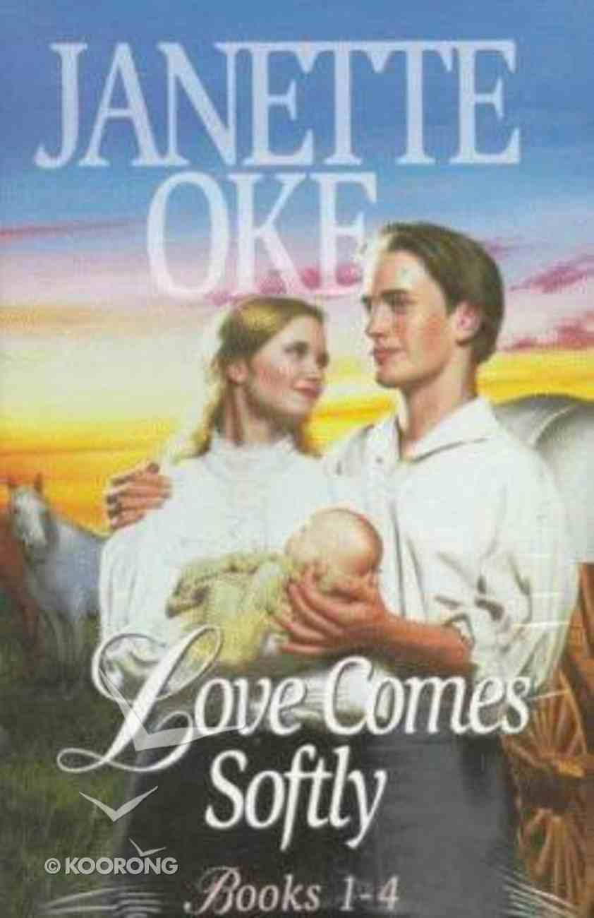 Love Comes Softly 1-4 (Love Comes Softly Series) Paperback