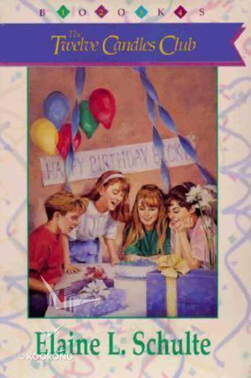 Twelve Candles (Volumes 1-4) (Twelve Candles Series) Paperback