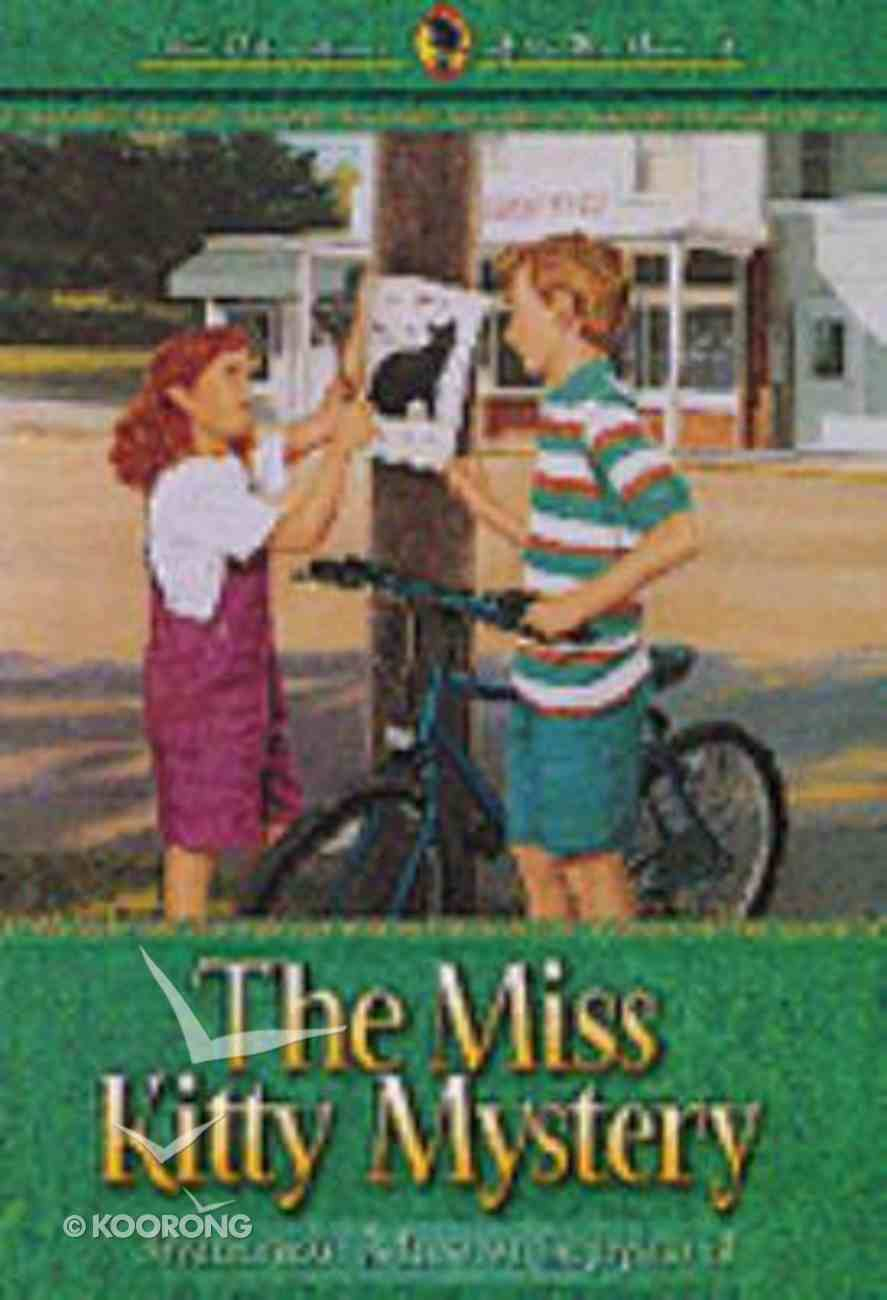 Miss Kitty Mystery (#04 in Callie Ann Series) Paperback