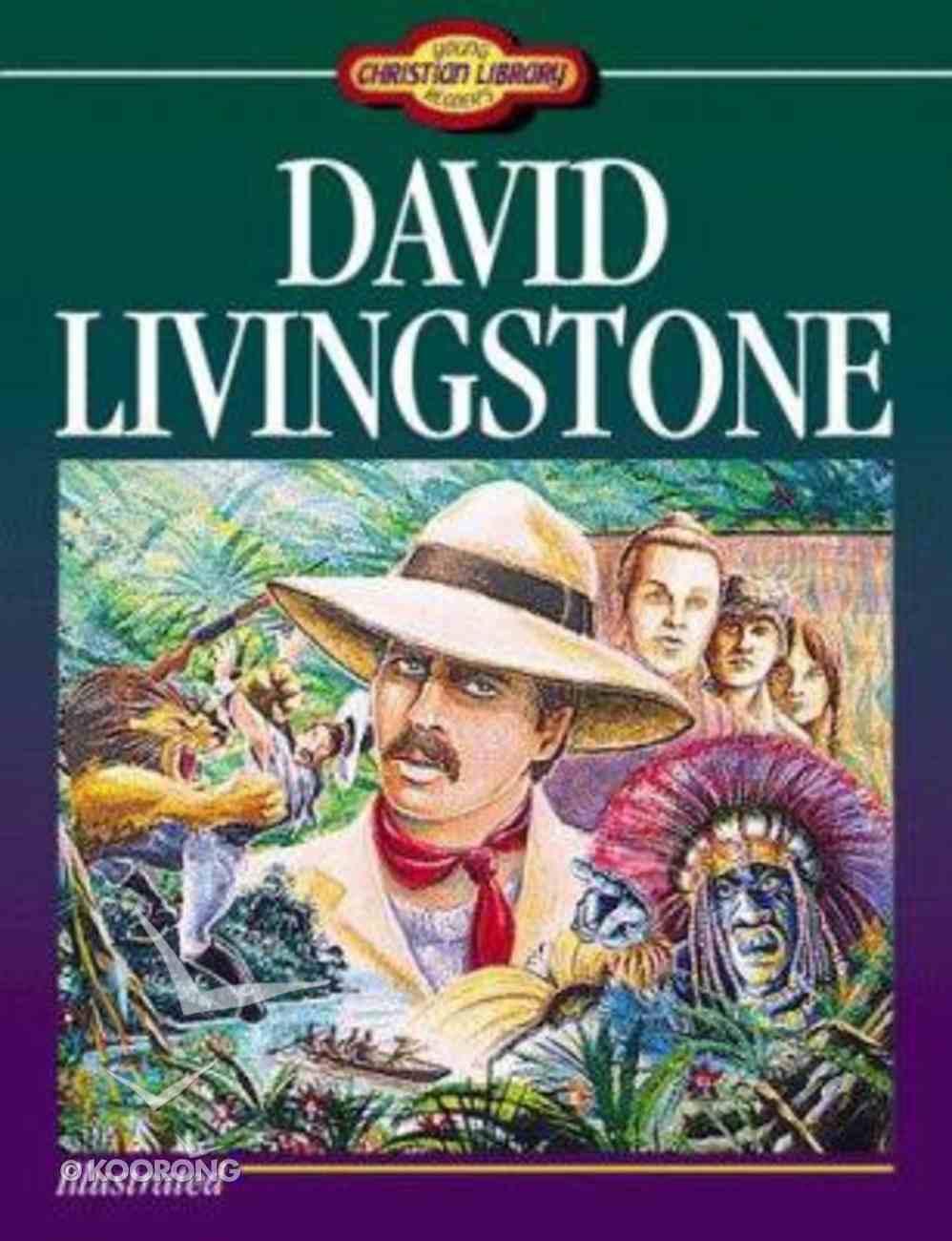 David Livingstone (Young Readers Series) Paperback
