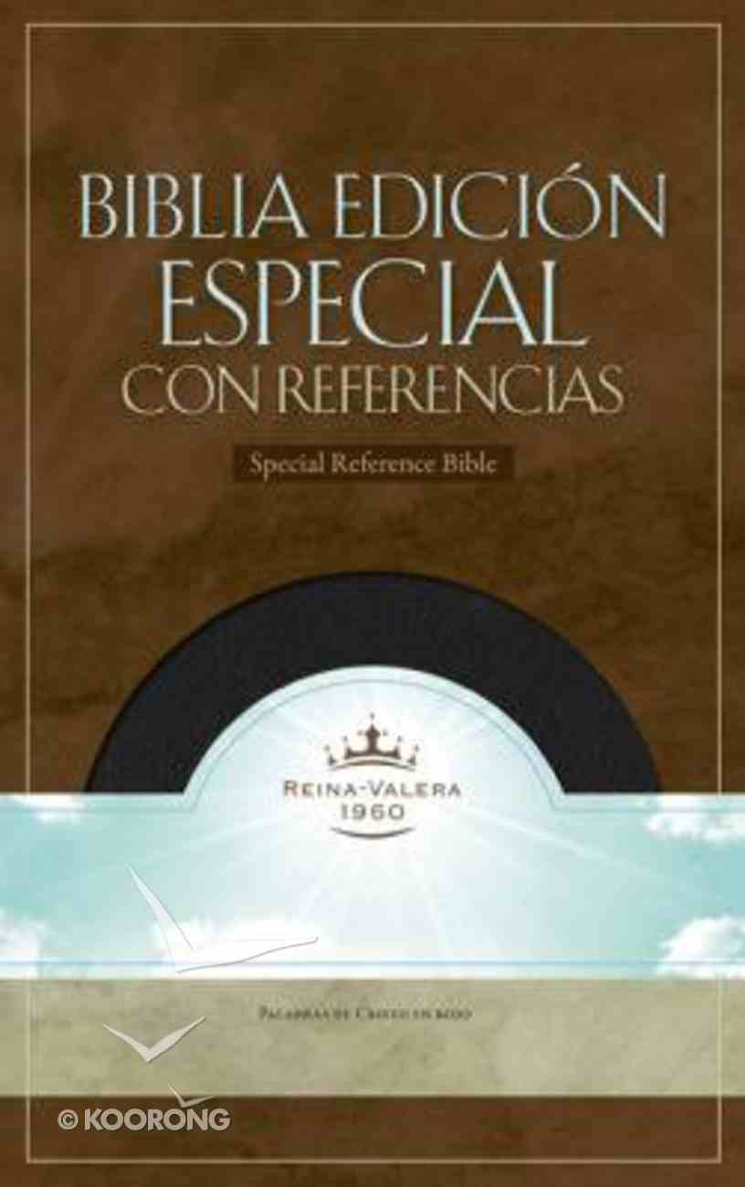 Spanish Special Reference Black Indexed (Red Letter Edition) Bonded Leather