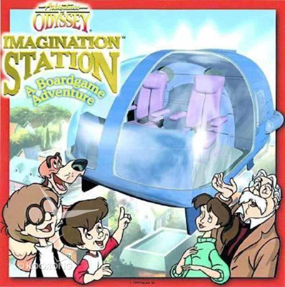 Board Game: Odyssey Imagination Station Game
