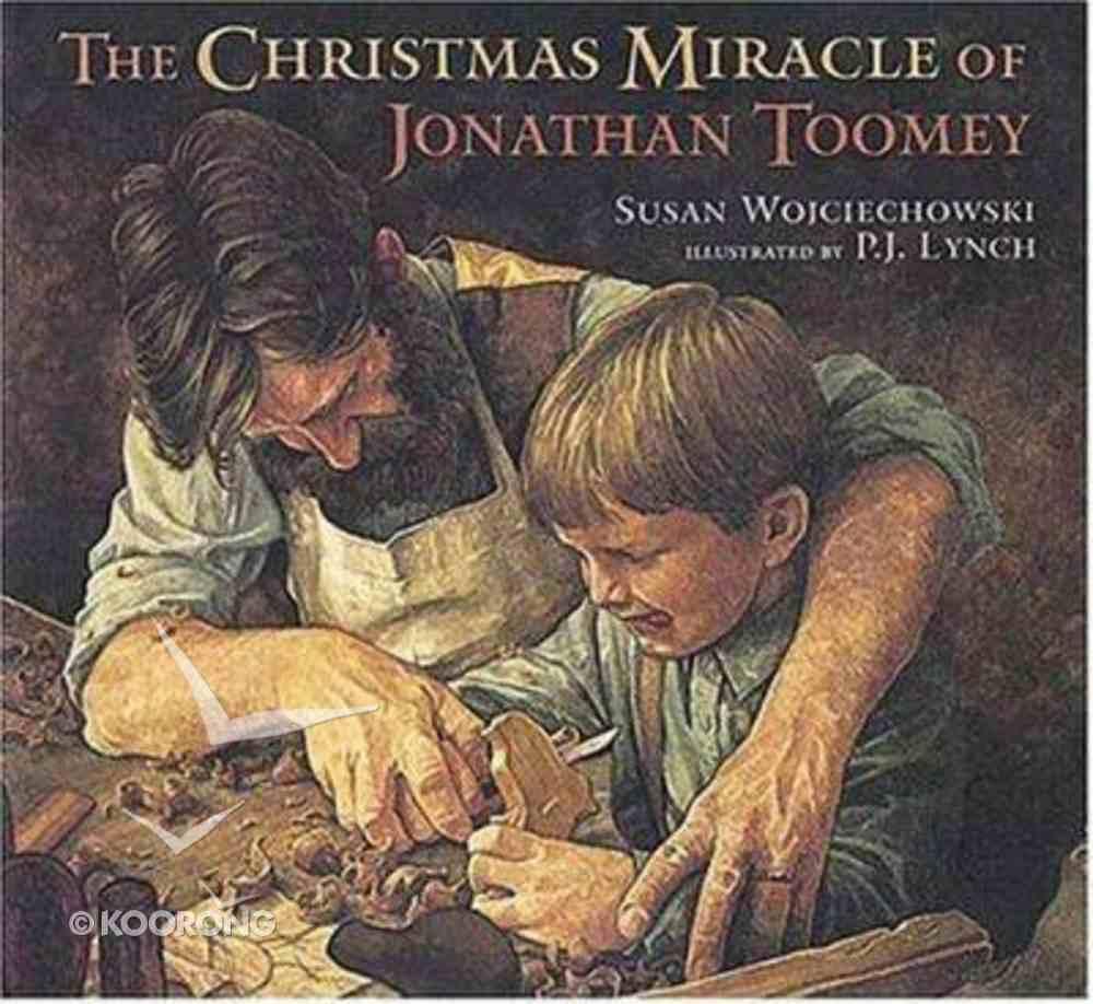 The Christmas Miracle of Jonathan Toomey Hardback