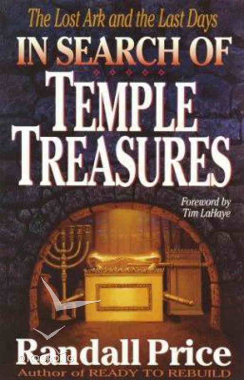 In Search of Temple Treasures Paperback