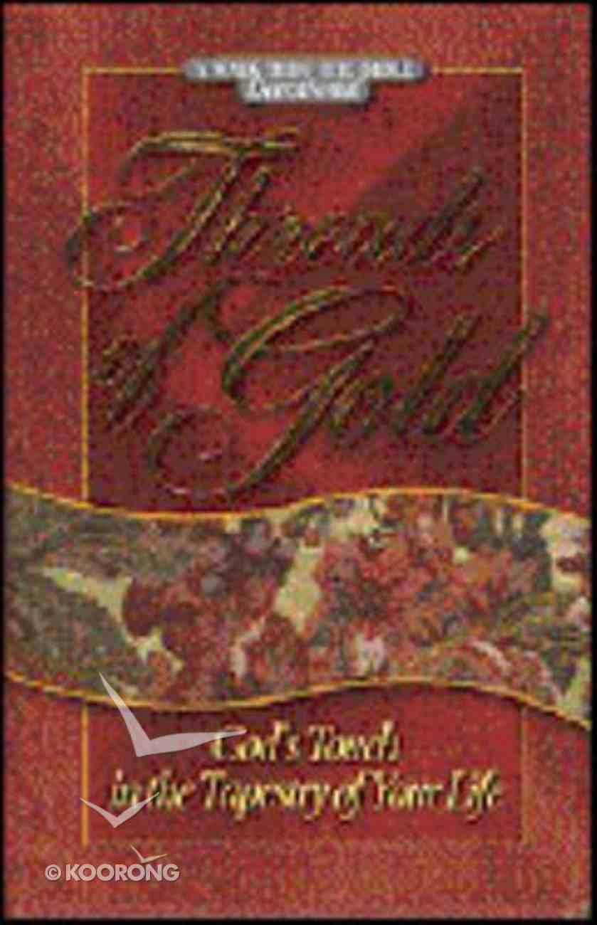 Threads of Gold Hardback