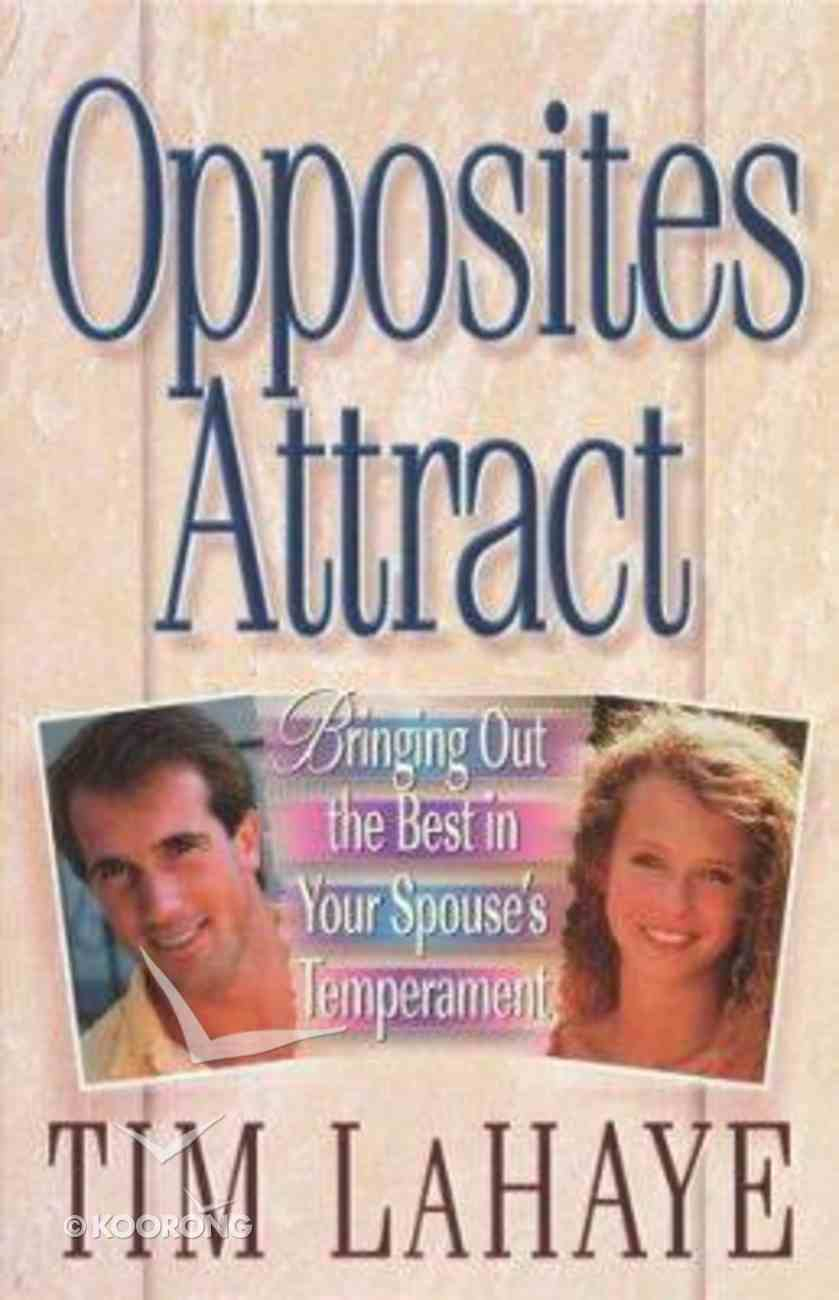 Opposites Attract Paperback