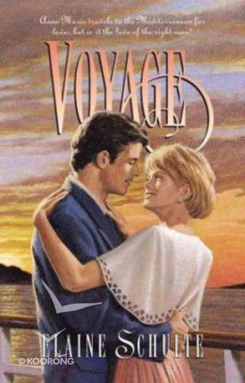 Palisades: Voyage (Palisades Pure Romance Series) Paperback