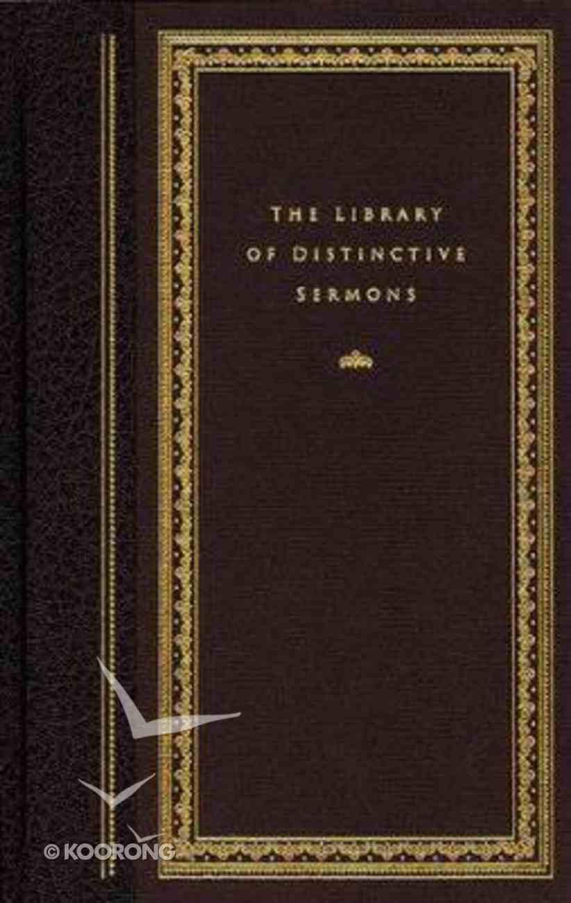 Library of Distinctive Sermons (Vol 2) Hardback
