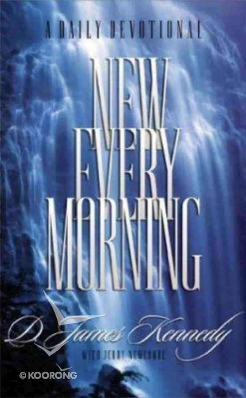 New Every Morning Hardback