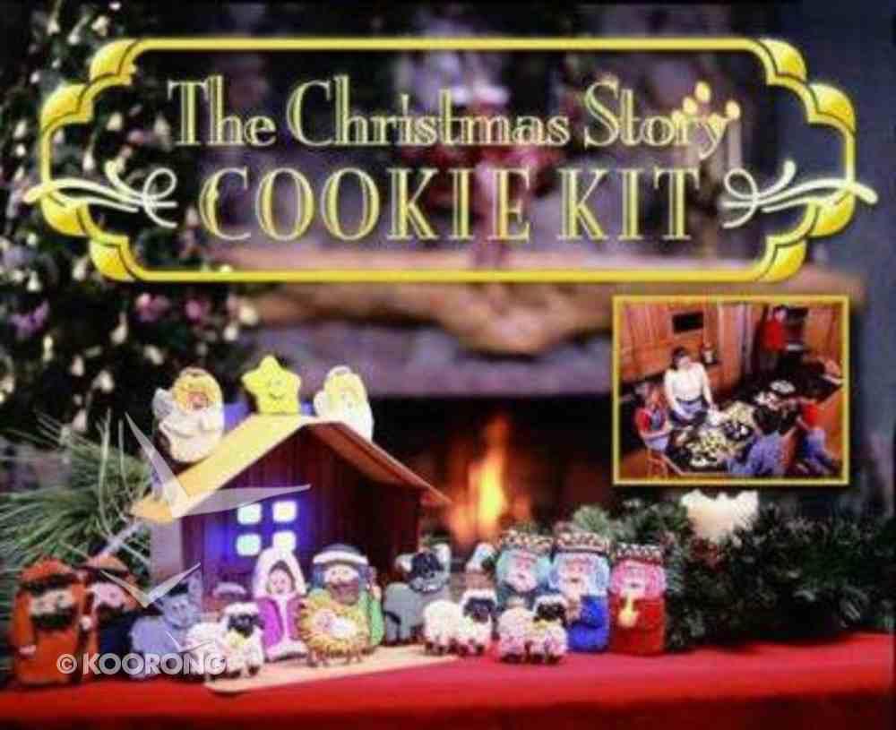 Christmas Story Cookie Kit Paperback