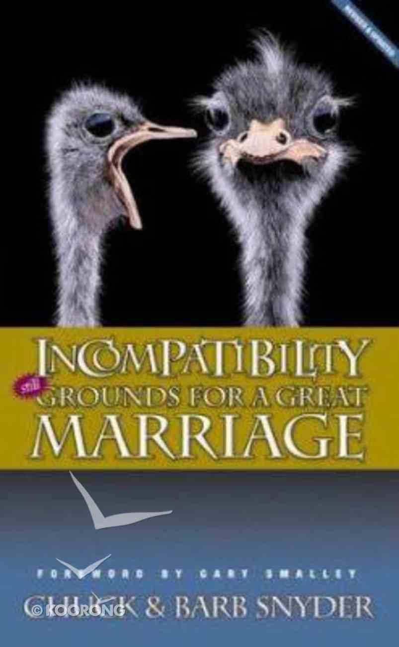 Incompatibility Paperback