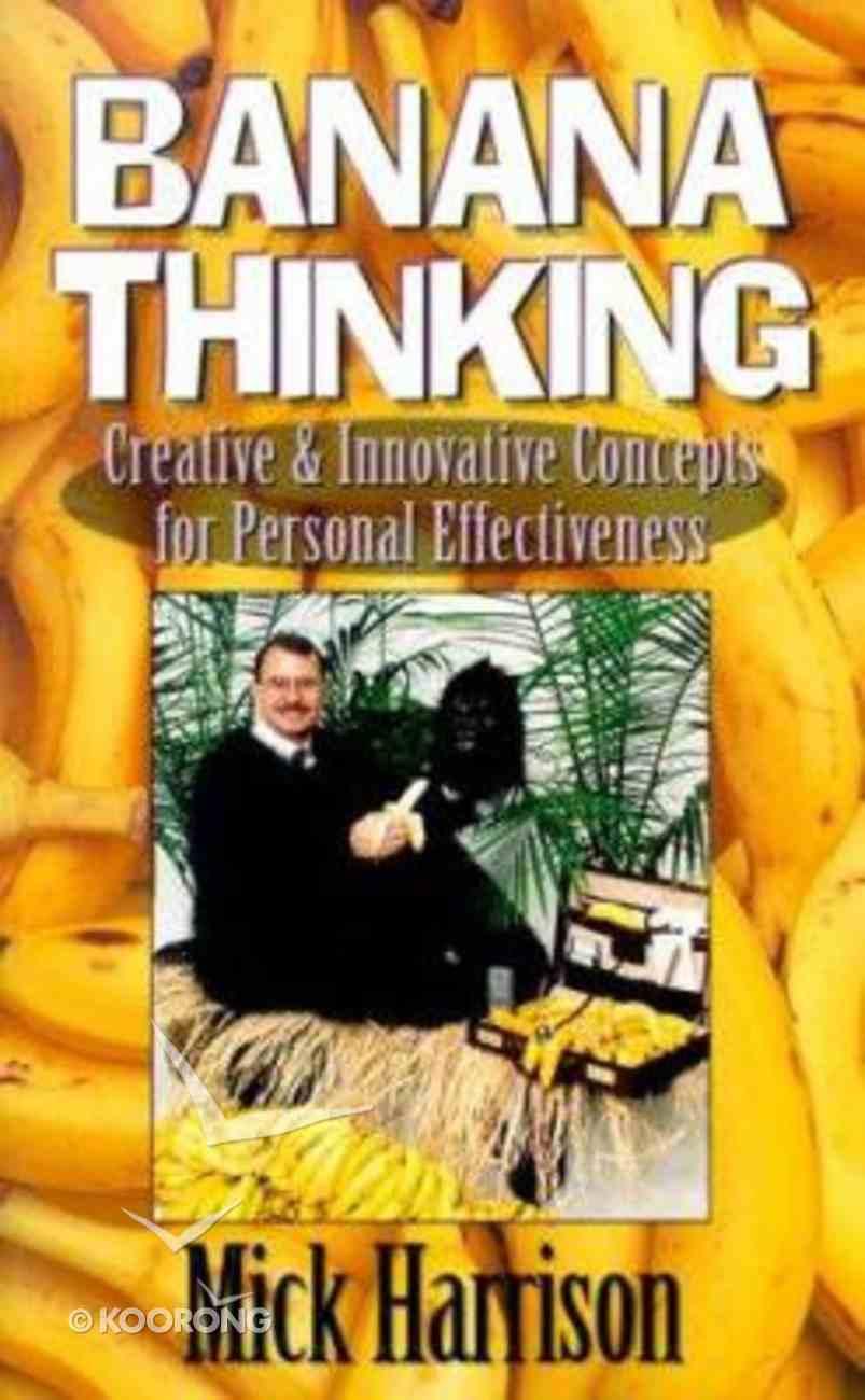 Banana Thinking Paperback