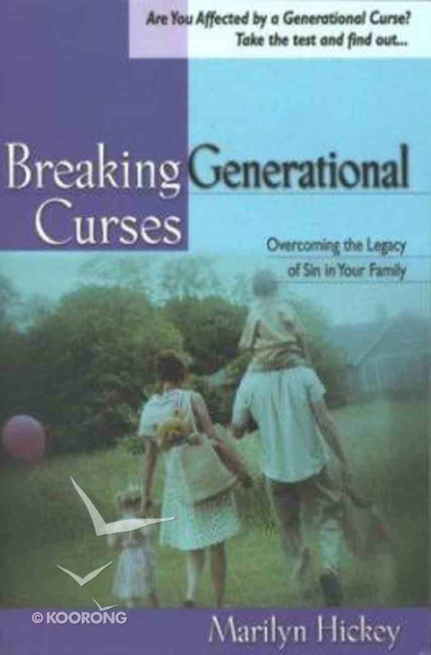 Breaking Generational Curses Paperback