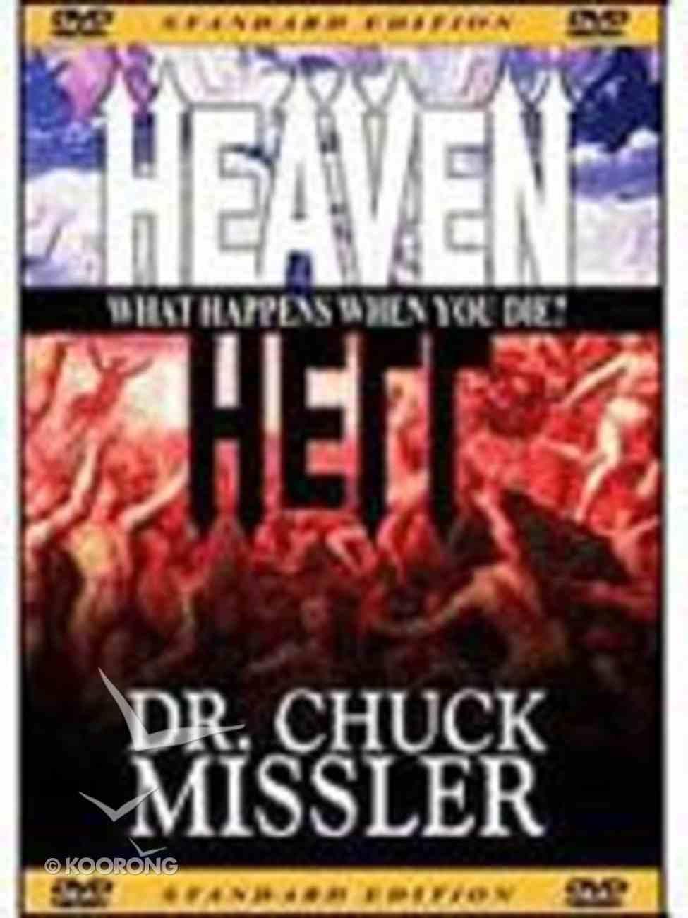 Heaven & Hell DVD