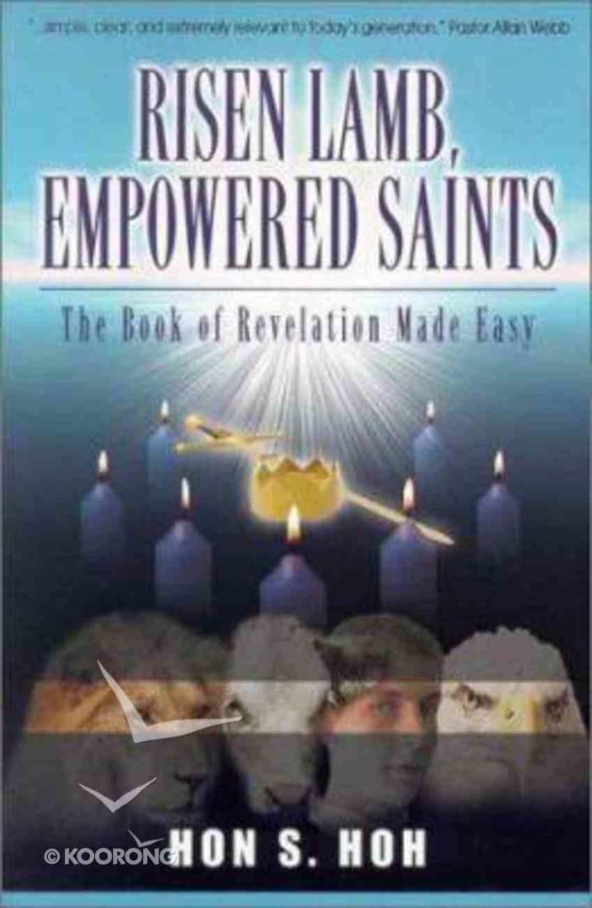 Risen Lamb, Empowered Saints Paperback