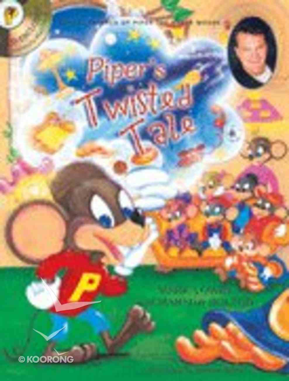 Piper's Twisted Tale (Piper The Hyper Mouse Series) Hardback