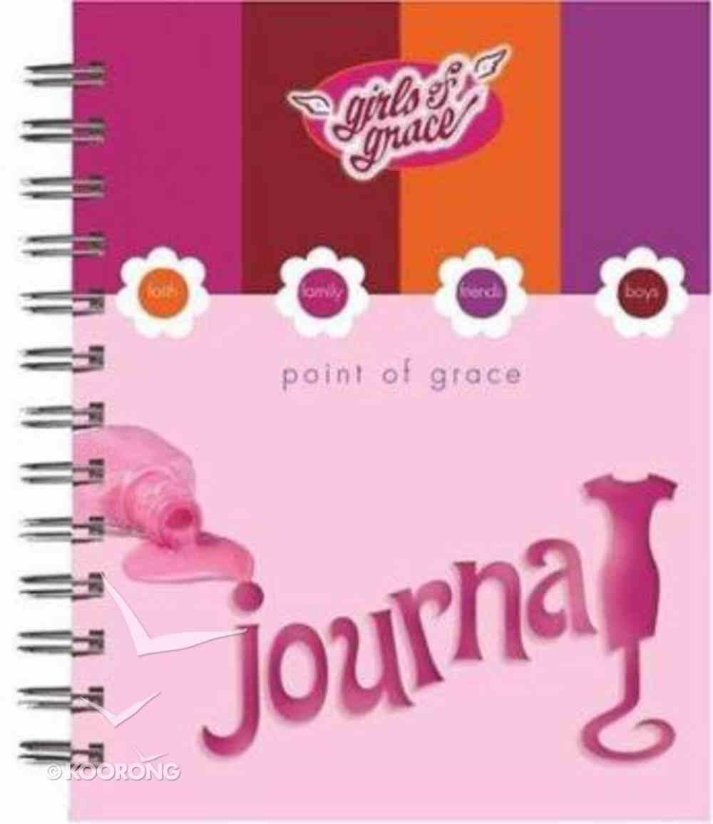 Girls of Grace: Journal Spiral