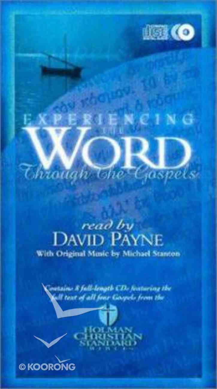 Experiencing the Word Through the Gospels CD